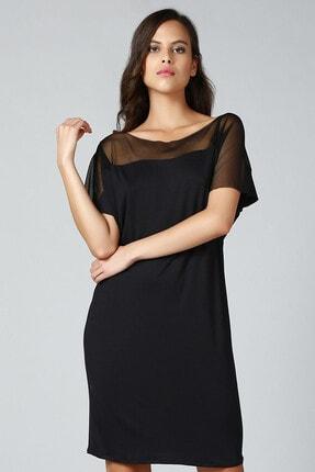 Quincey Geniş Kesim Elbise 1