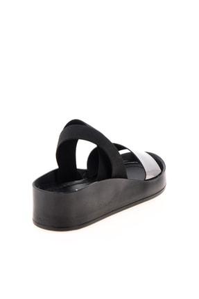 Bambi Kurşun Kadın Sandalet L0515131039 3