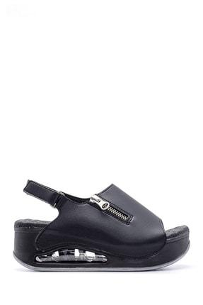 Derimod Kadın Yüksek Tabanlı Sandalet 0