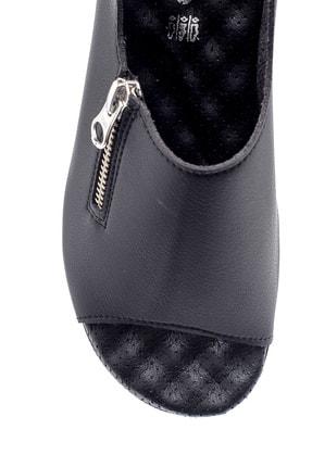 Derimod Kadın Yüksek Tabanlı Sandalet 4