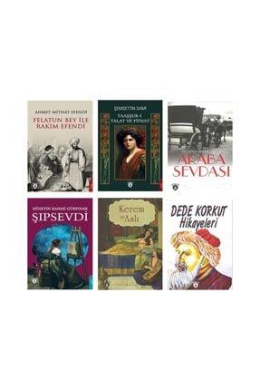 Dorlion Yayınevi Türk Klasikleri Set 6 Kitap 0