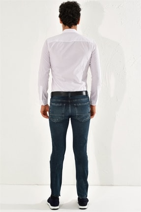 Efor 061 Slim Fit Mavi Jean Pantolon 2