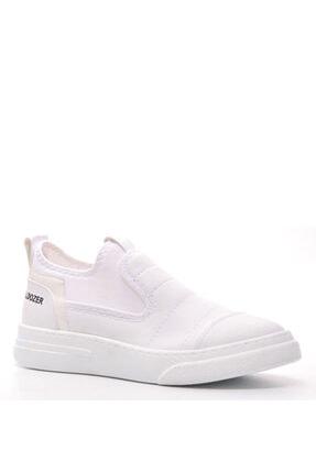 Bulldozer 201428 Beyaz Erkek Günlük Ayakkabı 2