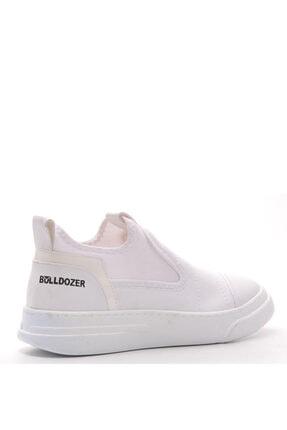 Bulldozer 201428 Beyaz Erkek Günlük Ayakkabı 3