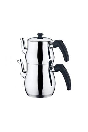 Arzu Çelik - Klasik Mini Çaydanlık Takımı 0