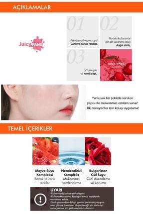 Missha Doğal Görünüm Sunan Nemlendirici Likit Allık 9g. APIEU Juicy-Pang Water Blusher (RD01) 3