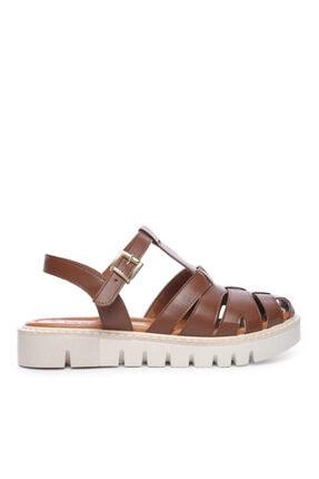 Kemal Tanca Kadın Derı Sandalet Sandalet 169 51907 Bn Sndlt 0