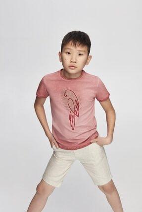 Erkek Çocuk Bej Şort resmi