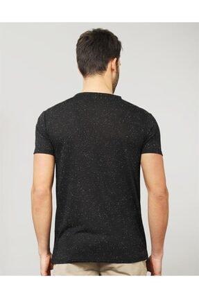 Tudors Slim Fit Bisiklet Yaka Erkek T-shirt 2