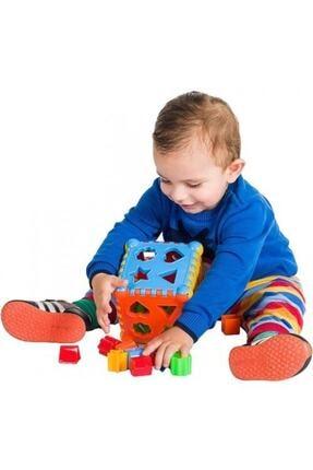 Enhoştoys Bultak Bebek Puzzle 22 Parça Çocuk Gelişim Seti Oyuncağı Bul Tak 2