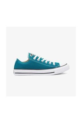 Converse Chuck Taylor All Star Seasonal Color Kadın Mavi Sneaker 0