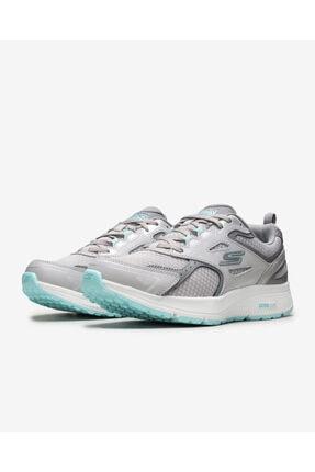 Skechers GO RUN CONSISTENT Kadın Gri Koşu Ayakkabısı 2
