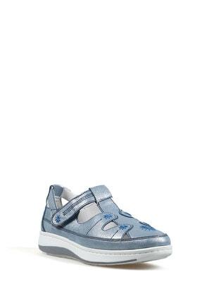 Hammer Jack Mavi Sım Kadın Ayakkabı 314 1034-z 1