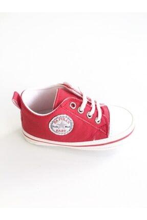 Picture of Bebe Ayakkabı Kırmızı-bağçıklı