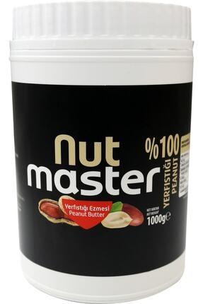 Nut Master %100 Yer Fıstığı Ezmesi 1 Kg 0