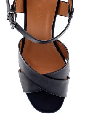 Derimod Kadın Topuklu Sandalet 4