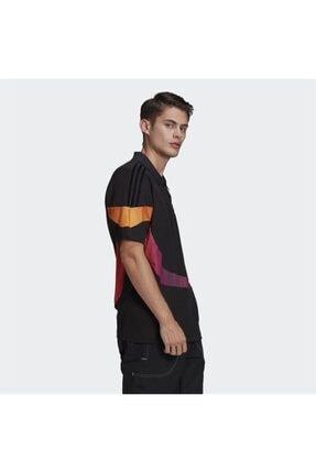 adidas Erkek Siyah Spor T-shirt 1