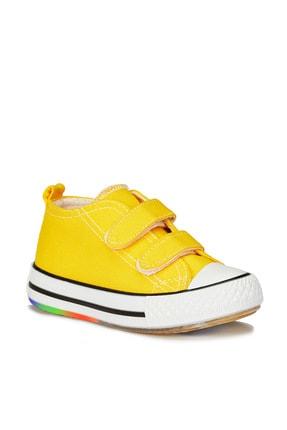 Vicco Pino Unisex Çocuk Sarı Spor Ayakkabı 0