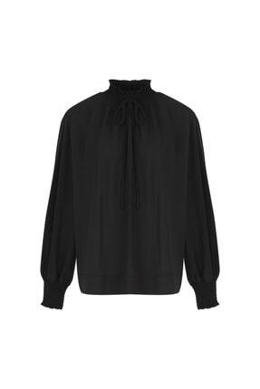 İpekyol Bağlama Detaylı Bluz 4