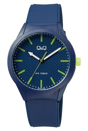 Q Q Unisex Mavi Kol Saati 3g3521 0