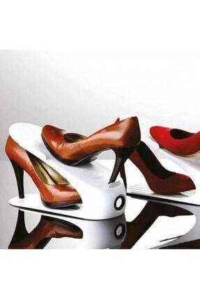 Gondol Plastik Gondol Ayakkabı Rampası 10 Adet 4