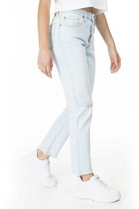 Levi's Kadın Mavi Yüksel Bel Jeans  36200 3
