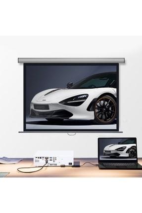 zabata Hdmı To Vga Ses Çkışlı Kablo Çevirici Dönüştürücü Adaptör Projeksiyon Monitor Ps3 Ps4 Uyumlu 2