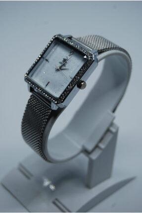Şık Kadın Kol Saati Gümüş Renk 20201442