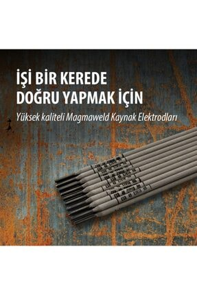 Oerlikon Magmaweld 2 Mm Esr 13 Ince Elektrod 2.00x300 (170 Adet) 3