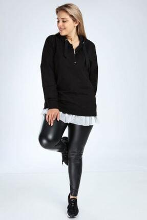 Picture of Kadın Siyah Sweatshirt