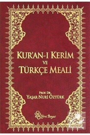 Yeni Boyut Yayınları Kuranı Kerim ve Türkçe Meali Metinli Küçük Boy Ciltli 0
