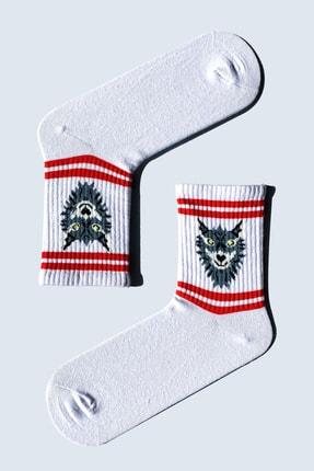 CARNAVAL SOCKS 7'li Fuck Off Serili Atletik Set Çorap 1025 1