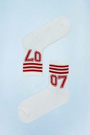 CARNAVAL SOCKS 7'li Fuck Off Serili Atletik Set Çorap 1025 2