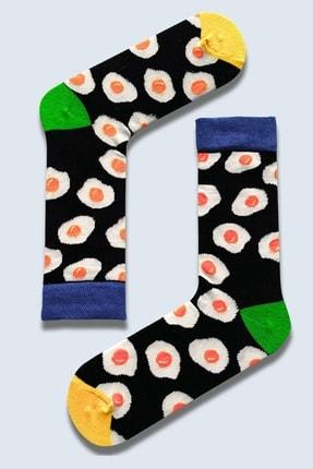 CARNAVAL SOCKS 7'li Fast Food Yemek Yiyecek Desenli Çorap Set 1014 2