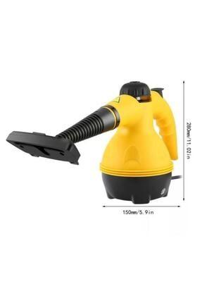 Realindirim Steam Cleaner Basınçlı Buharlı Temizlik Makinesi Antibakteriyel Temizleyici Mop 1
