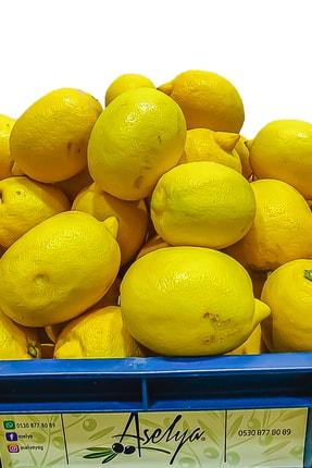 ASELYA Mersin Kütdiken Cinsi Yerli Limon Net 2 kg Paket 3