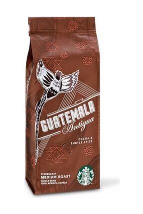 Starbucks Guatemala Filtre Kahve  French Press Için Çekilmiş 250 gr 0