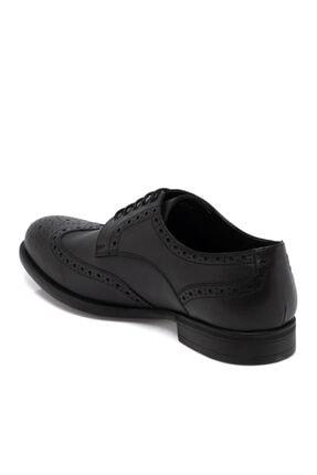 Tergan Siyah Deri Erkek Ayakkabı 55071a43 1