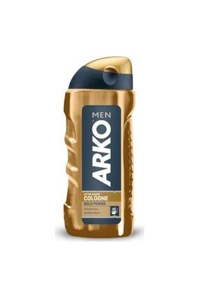 Arko Men Tıraş Kolonyası 250 Ml Gold Power 0