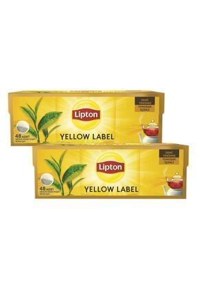 Yellow Label 48'lı Demlik Poset Cay X 2 Adet SET.UNİ.1384