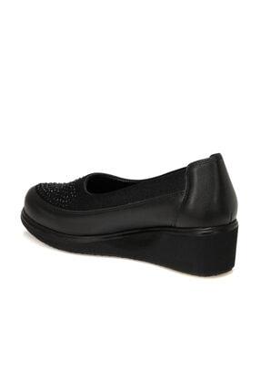 Polaris 103258.Z1FX Siyah Kadın Klasik Ayakkabı 101002737 2