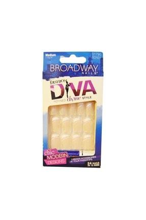 Broadway Takma Tırnak Seti Tırnak Yapıştırıcılı - Bdn01 - 73150901790 1