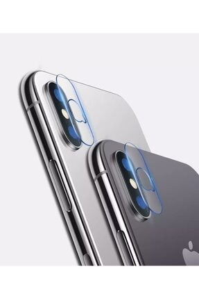 ucuzmi Iphone Xsmax  Uyumlu Arka Kamera Lens Koruma Nano Temperli Camı Kamera Koruma Koruyucu 9h Cam 0
