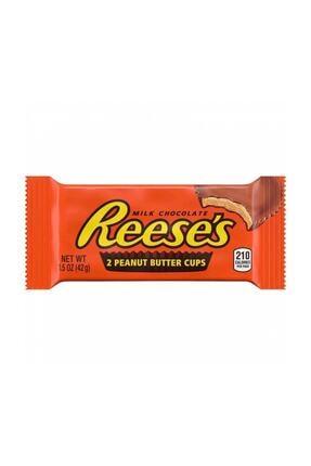 Haribo Reese's Milk Chocolate 2 Peanut Butter Cups 42 G-amerika Menşei 0