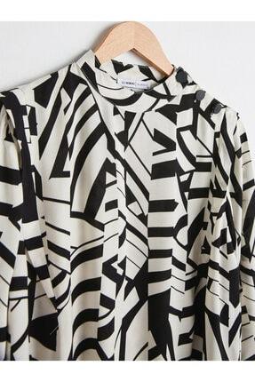 LC Waikiki Kadın Siyah Bluz 2
