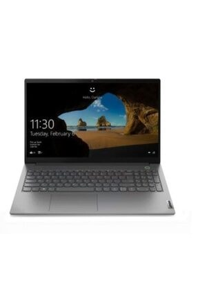 "LENOVO ThinkBook 15 G2 ARE AMD Ryzen 7 4700U 8GB 256GB SSD Radeon Fdos 15,6"" FHD Laptop 20VG006WTX 0"