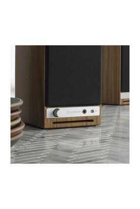 Audioengine HD3 Ceviz Ağacı Bluetooth Hoparlör 1