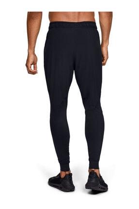 Under Armour Erkek Siyah Spor Eşofman Altı - Hybrid Pants 1
