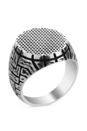 Yüzükhane Çukur Yamaç Gümüş Yüzüğü 1