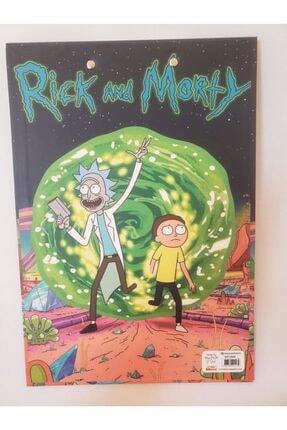 VUKİ Rick And Morty Kapaksız Sekreter Dosyası 1